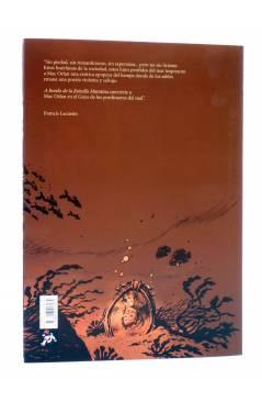 Contracubierta de A BORDO DE LA ESTRELLA MATUTINA (Riff Reb´S / Pierre Mac Orlan) Spaceman Books 2015