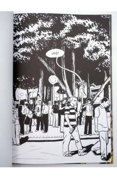 Muestra 1 de EL PARQUE DEL POBLADO (Joni B.) Spaceman Books 2015