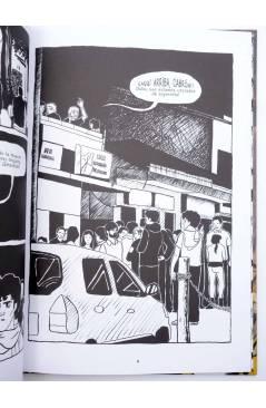 Muestra 2 de EL PARQUE DEL POBLADO (Joni B.) Spaceman Books 2015