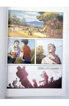 Muestra 1 de HUÉRFANOS 1. EL INICIO (Recchioni / Mammucari) Spaceman Books 2015
