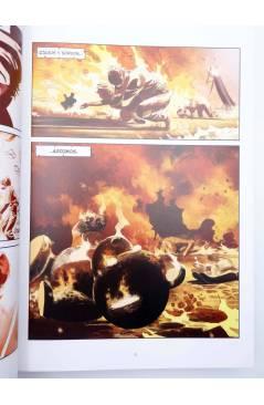 Muestra 2 de HUÉRFANOS 1. EL INICIO (Recchioni / Mammucari) Spaceman Books 2015