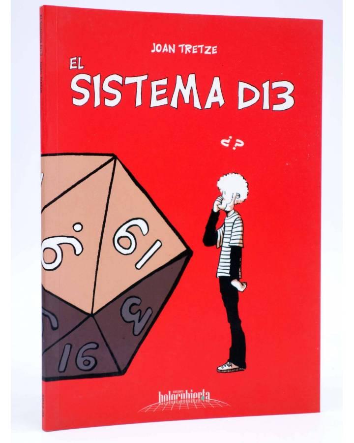 Cubierta de EL SISTEMA D13 (Joan Tretze) Holocubierta 2014