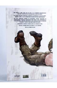 Contracubierta de DUST: EL CASTILLO REICHER (Paolo Parente / Mink) Edge 2007