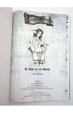 Muestra 2 de RIGOR MORTIS. EL ALBA DE LOS HÉROES (Roccardp Crosa) Edge Circa 2008