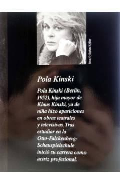 Muestra 1 de NUNCA LO DIGAS A NADIE (Pola Kinski) Circe 2014