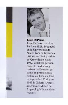 Muestra 1 de UNA LUZ SIN SOMBRAS (Luce Deperon) Circe 2001