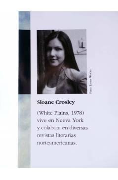 Muestra 1 de ME DIJERON QUE HABRÍA PASTEL (Sloane Crosley) Circe 2009