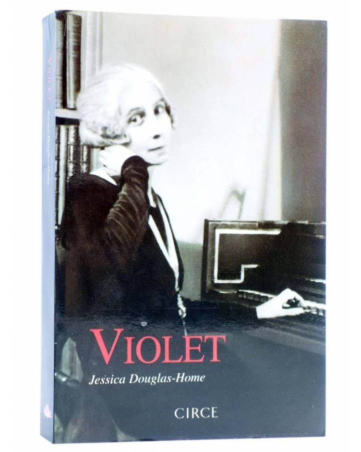 Cubierta de VIOLET. VIDA Y AMORES DE VIOLET GORDON WOODHOUSE (Jessica Douglas-Home) Circe 1998