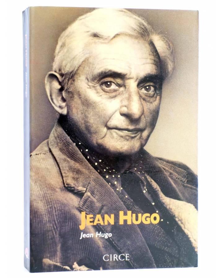 Cubierta de JEAN HUGO. LOS OJOS DE LA MEMORIA (Jean Hugo) Circe 1994