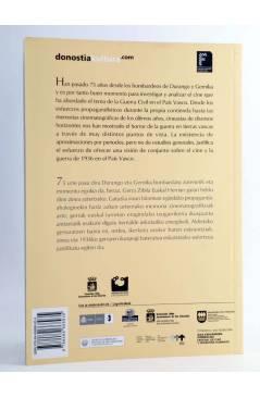 Contracubierta de NOSFERATU 8. CINE Y GUERRA CIVIL EN EL PAÍS VASCO (Vvaa) Donostia Kultura 2012