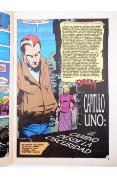 Muestra 1 de CLASICOS DC 23 24 25 26. DEMON / LA COSA DEL PANTANO (Matt Wagner / Alan Moore) Zinco 1993