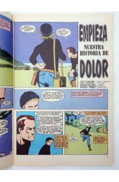 Muestra 2 de CLASICOS DC 23 24 25 26. DEMON / LA COSA DEL PANTANO (Matt Wagner / Alan Moore) Zinco 1993
