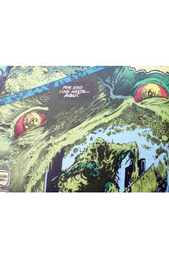 Muestra 7 de CLASICOS DC 23 24 25 26. DEMON / LA COSA DEL PANTANO (Matt Wagner / Alan Moore) Zinco 1993
