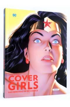 Cubierta de COVER GIRLS. LAS HEROÍNAS DE DC COMICS (Louise Simonson) Laberinto 2016