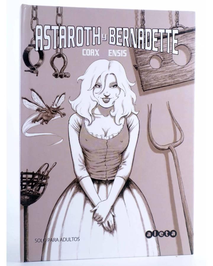 Cubierta de ASTAROTH Y BERNADETTE (Coax / Ensis) Aleta 2014