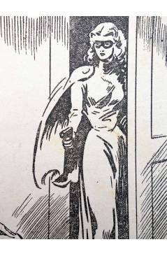 Muestra 3 de EL ENCAPUCHADO 36. EL DILEMA DE GRIMM (G. L. Hipkiss) Cliper 1947