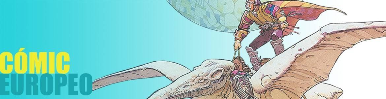 Comics europeos online - Libros Fugitivos