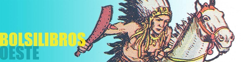 PULP: Bolsilibros del Oeste - Libros Fugitivos