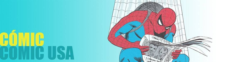 Venta de cómics de superhéroes - Libros Fugitivos