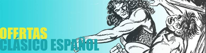 Comic español antiguo. SALDOS OFERTAS OCASIÓN - Libros Fugitivos