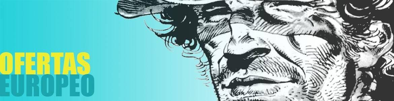 Comic europeo. OFERTA SALDOS OCASIÓN - Libros Fugitivos