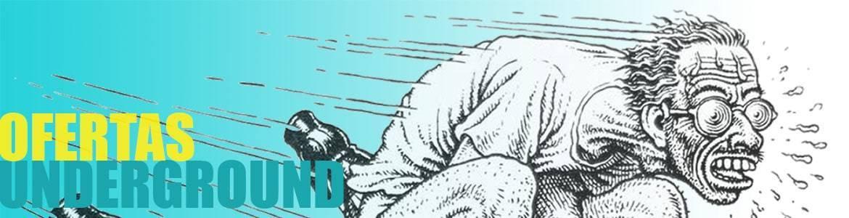 Comix undergroud y fanzines. OFERTAS SALDOS - Libros Fugitivos
